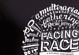 Facing Race T-shirt